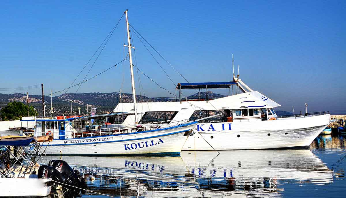 Visit Latchi and the Akamas with Cyprus Mini Cruises