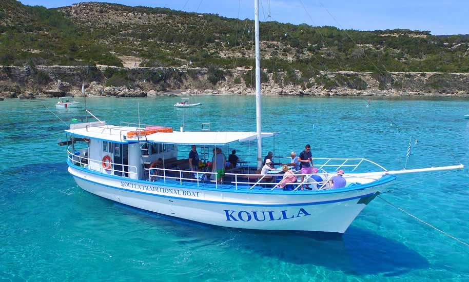 The Akamas Peninsula Koulla | Cyprus Mini Cruises